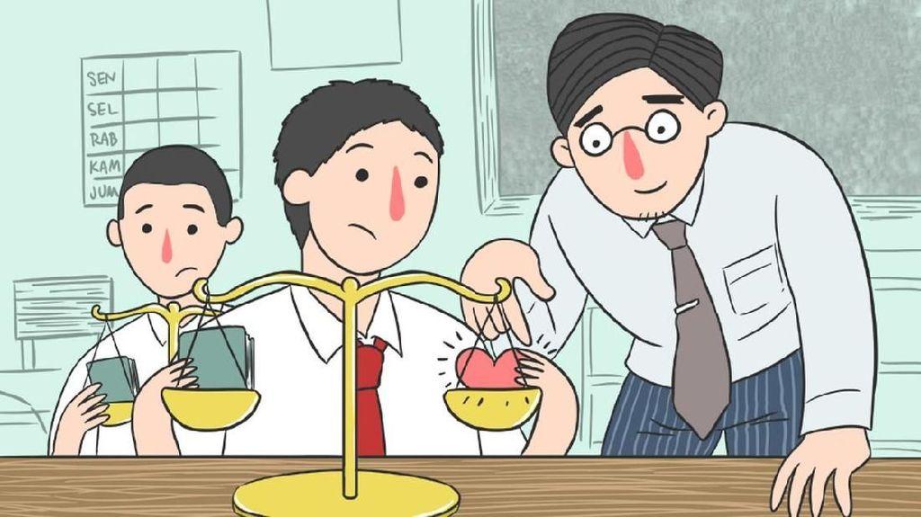 Netizen Ramai-ramai Ucapkan Selamat Hari Guru