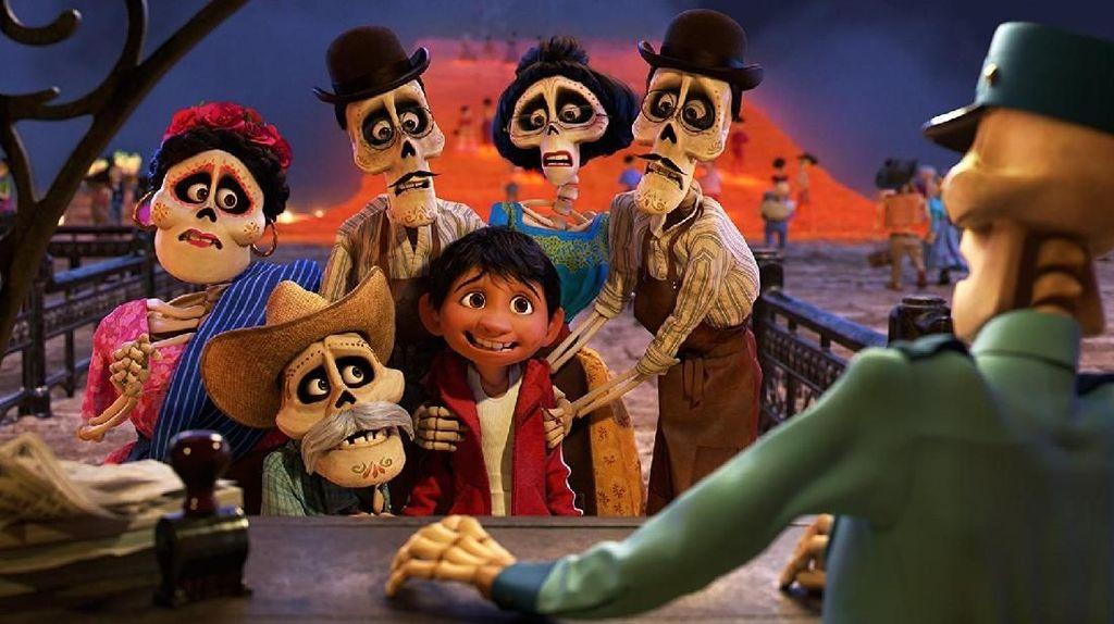 Coco Menang Oscar, Pixar Siap Ciptakan Karakter Lebih Beragam