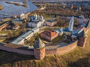 Di Sinilah Rusia Dilahirkan