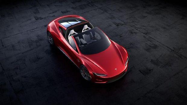 Tesla Roadster Sudah Jalan-Jalan 810 juta Km di Luar Angkasa