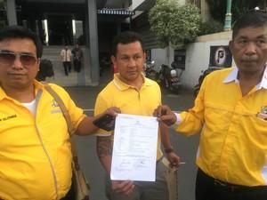 Kritisi Praperadilan Novanto, Doli Kurnia Dipolisikan Kader Golkar