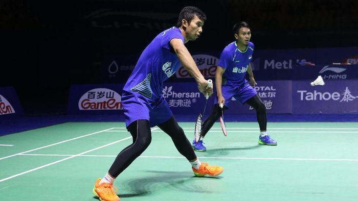 Mohammad Ahsan/Rian Agung Saputro (Foto: dok. Humas PBSI)