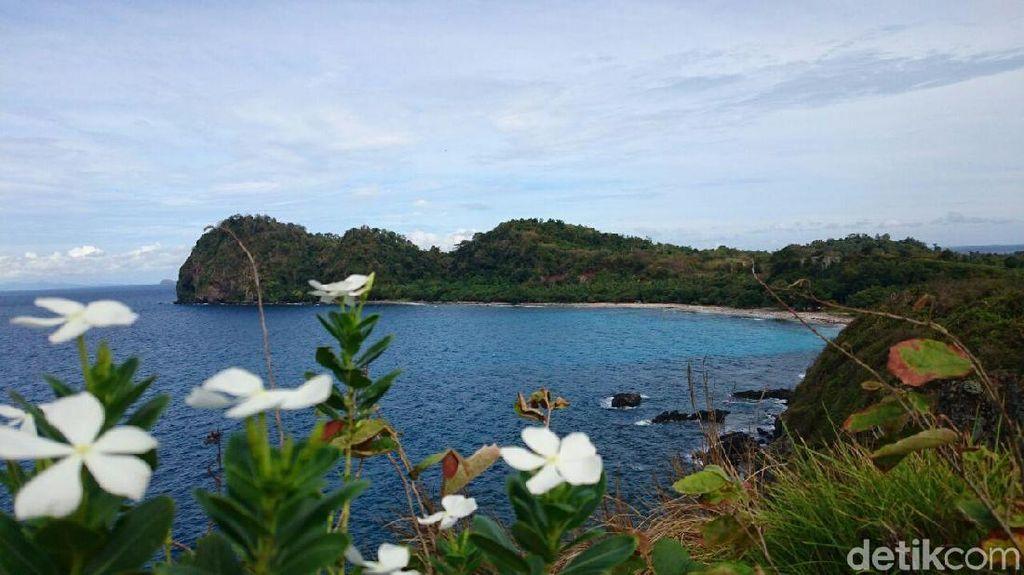Foto: Pulau Sangiang yang Ramah nan Eksotis