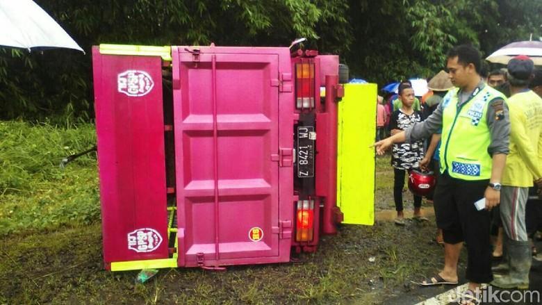 Kecelakaan Kembali Terjadi di Purworejo, 1 Orang Meninggal