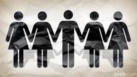 Idap Diabetes-Hipertensi, Pria 38 Istri Pemegang Rekor Poligami Meninggal