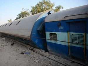 Kereta Anjlok di India, 3 Orang Termasuk Bocah 6 Tahun Tewas
