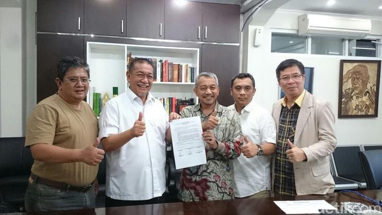 Koalisi Zaman Now Resmi Usung Deddy Mizwar-Ahmad Syaikhu
