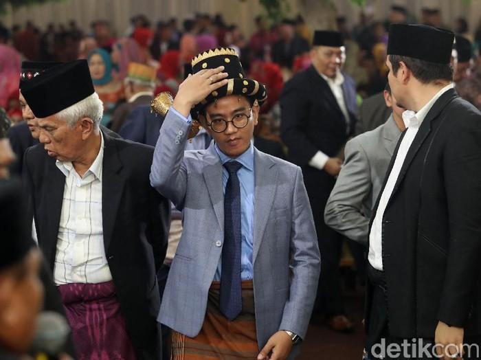 Putra Presiden Jokowi, Gibran Rakabuming Raka. (Foto: Grandyos Zafna)