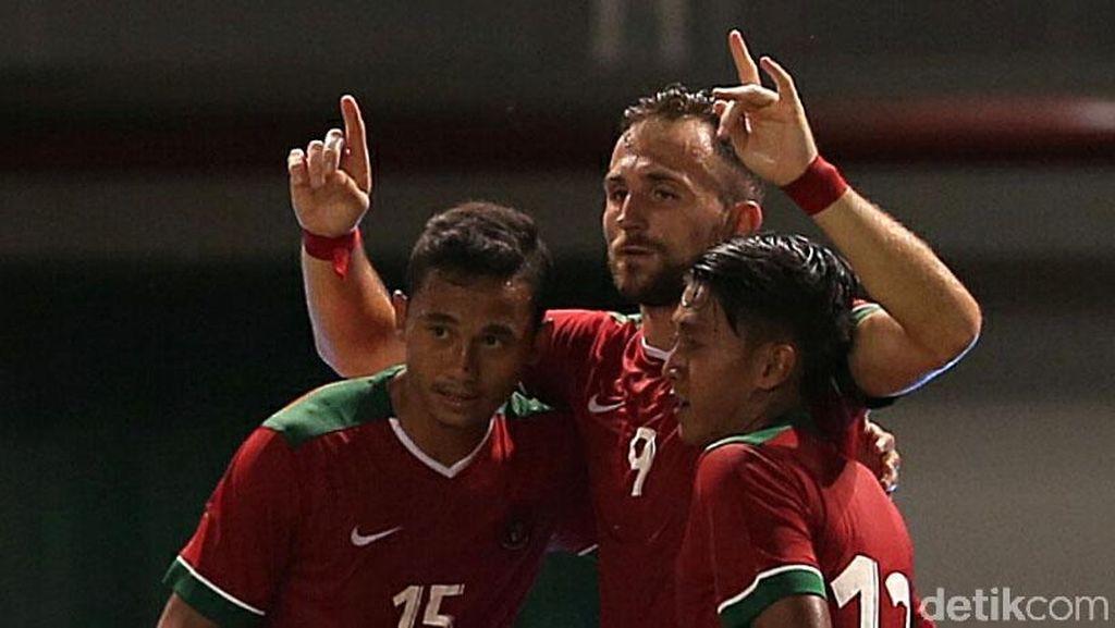 Ini Susunan Pemain Timnas ke Aceh World Solidarity Cup 2017