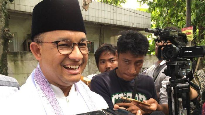 Gubernur DKI Jakarta Anies Baswedan (Foto: Arief-detikcom)