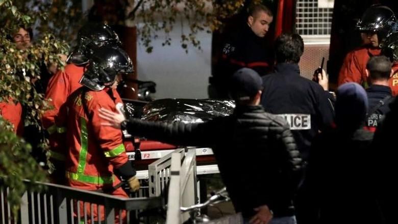 Kasihan! Harimau yang Kabur dari Sirkus di Paris Ditembak Mati