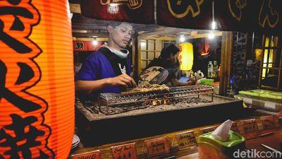 Mau Coba Streetfood Jepang di Jakarta? ke Sini Saja