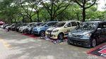 Adu Cantik dan Ngepot Mobil Daihatsu
