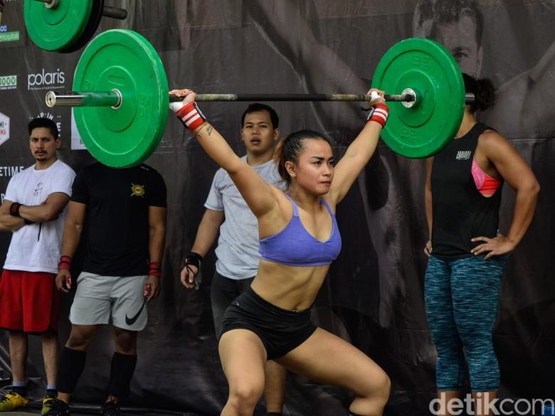 Ratusan Atlet Ramaikan Jakarta Wod Off