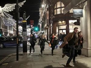 16 Orang Luka-luka Akibat Rumor Penembakan di Oxford Street London