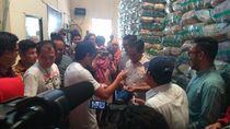 Cek Pasokan Beras, Sandiaga Kunjungi Food Station Tjipinang Jaya