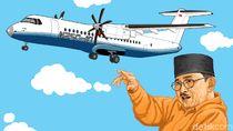 Mimpi Pesawat Asli Indonesia