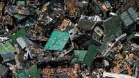 Edan, Limbah Elektronik Selama 2019 Tembus 53,6 Juta Ton