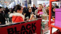 Video: Kalap Belanja Ala New Yorker saat Diskon Gede di Black Friday