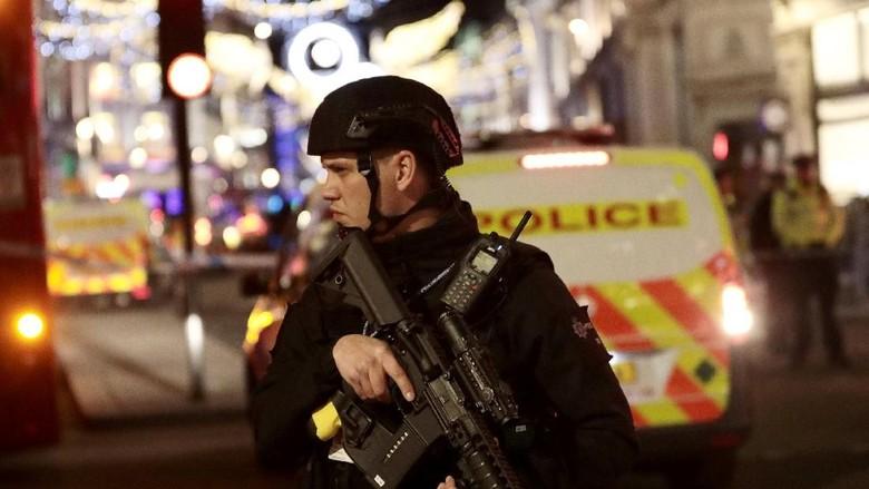 Isu Penembakan di Oxford Street London, KBRI Imbau WNI Waspada