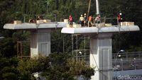 Pembebasan Lahan Depo LRT Jabodebek Rampung April 2018