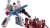 Begini Jadinya Jika Ryu cs Jadi Robot Transformers