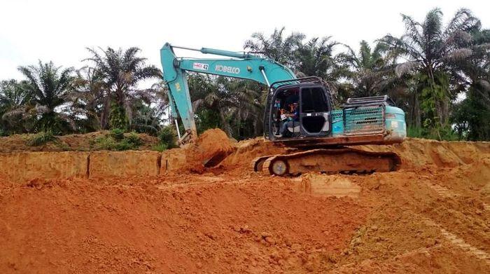 Tol Pekanbaru-Dumai/Foto: Dok PT Hutama Karya