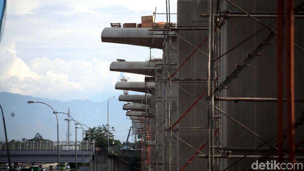 Menhub Minta Proyek LRT Jabodebek Ditunda, Ini Kata Adhi Karya