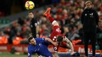 Kalahkan Leicester, Liverpool Menang Dramatis Lewat Pinalti