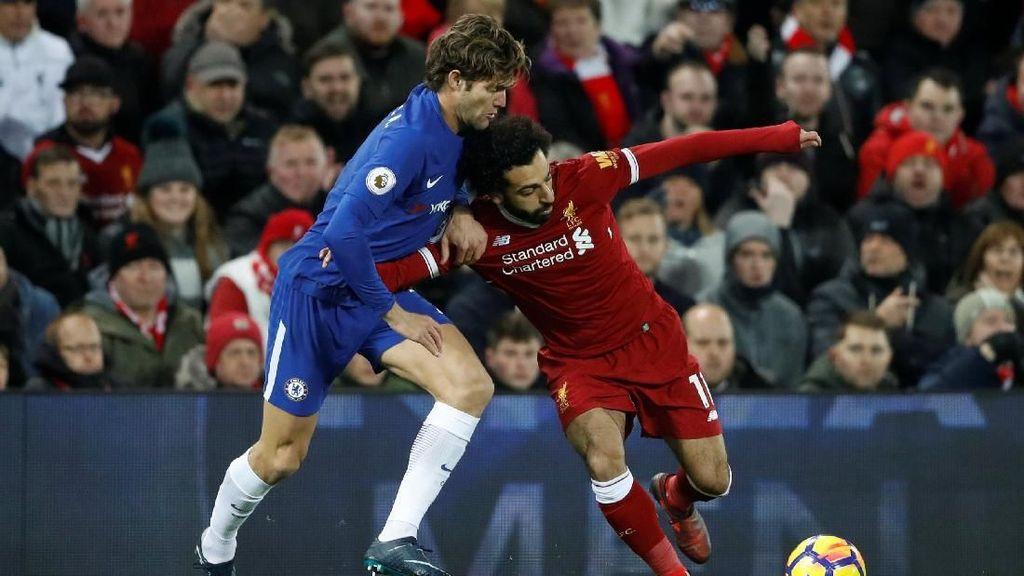 Drawing Babak Ketiga Piala Liga Inggris: Chelsea Langsung Jumpa Liverpool