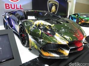 Modif Lamborghini ala Raffi Ahmad Cuma Ada 1 di Dunia