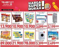 Promo Elektronik Super Murah Di Transmart Carrefour Maguwo