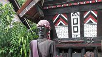 Boneka Sigale-gale Khas dari Pulau Samosir