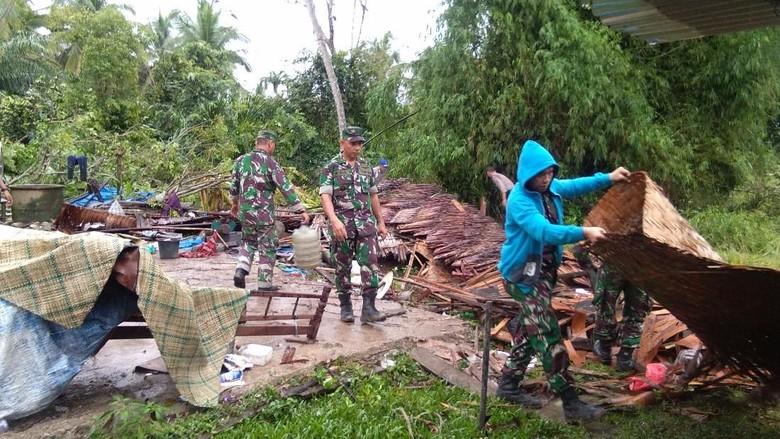 Siswa Korban Puting Beliung di Aceh Utara Diliburkan