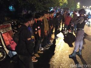 Aksi Tim Bawor Polres Banyumas Bikin Geng Motor Kocar-kacir