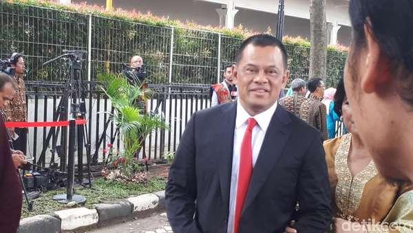 Panglima: Penikahan Kahiyang-Bobby Pesta Rakyat Termeriah di Medan