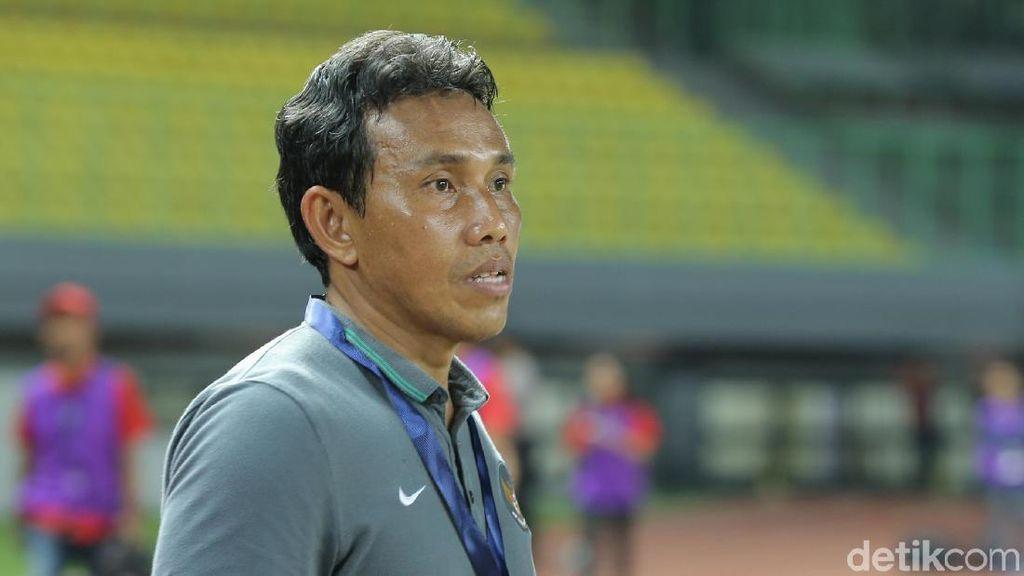 Pelatih Timnas U-23 Kantongi Komposisi Skuat Bayangan ke Asian Games 2018