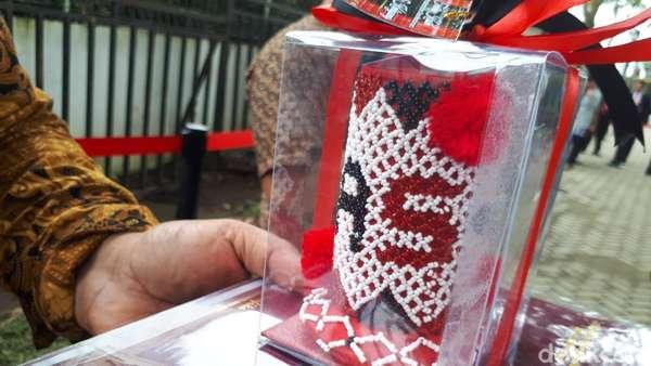 Mengintip Suvenir Resepsi Pernikahan Kahiyang-Bobby di Medan
