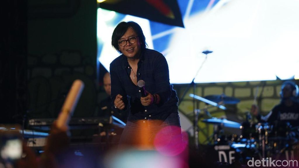 Cerita Ari Lasso Sudah Curiga Konsernya Akan Batal