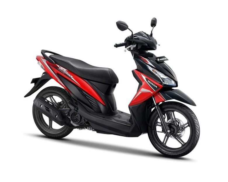 Warna baru untuk Honda Vario (Foto: Dok. Astra Honda Motor)