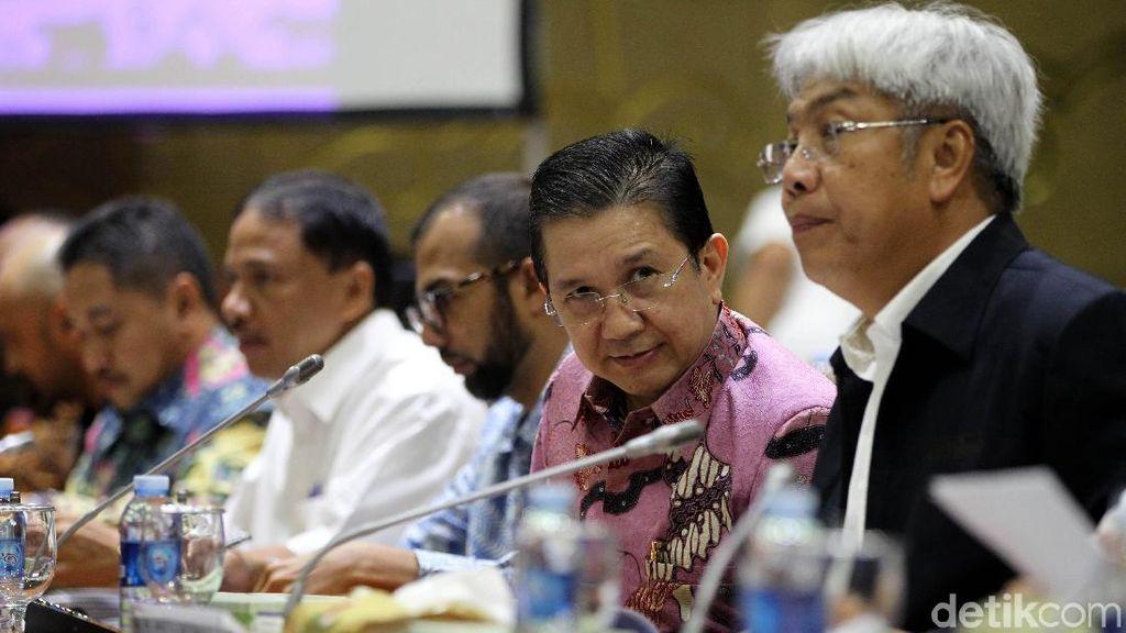 Freeport Rapat Tertutup Bersama DPR dan Pemerintah