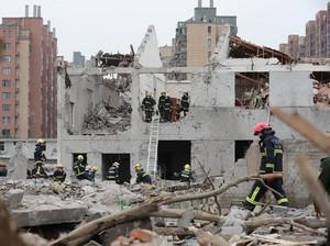 Foto: Septic Tank di China Meledak, 2 Orang Tewas