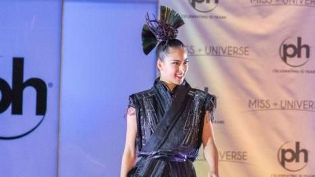 Indonesia Gagal, Jepang yang Juara Kostum Nasional di Miss Universe 2017