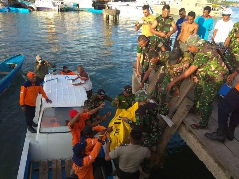 1 Korban KM Lingkar yang Tenggelam di Laut Aru Ditemukan