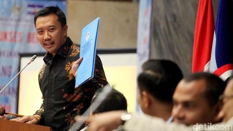 Optimisme Menpora untuk Asian Games 2018