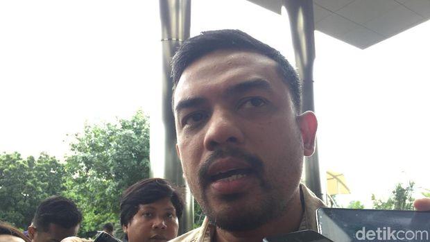 Wasekjen Golkar Datangi KPK Sebagai Saksi Meringankan Novanto