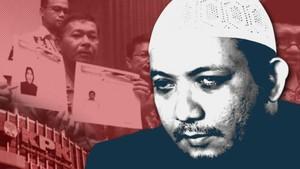 Polda Sebar Sketsa, KPK Harap Pelaku Teror Novel Segera Ditangkap