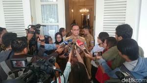Anies: Banyak yang Tidak Cocok di RAPBD 2018, Kita Koreksi