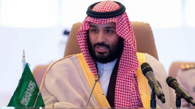 Pangeran Saudi, Mohammed bin Salman alias MBS.