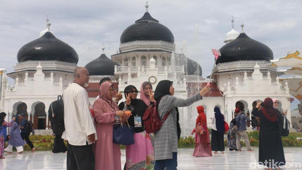 Banda Aceh Tingkatkan Infrastruktur untuk Sambut Wisatawan